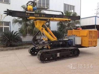 哈迈HM90AC柴电双动力