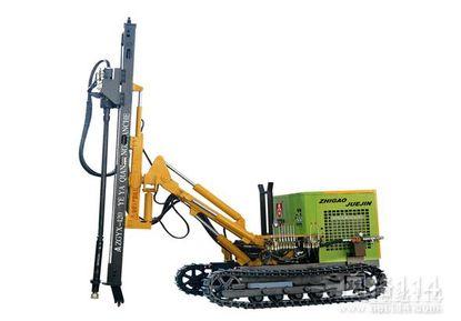 ZGYX-420液压式潜孔钻车