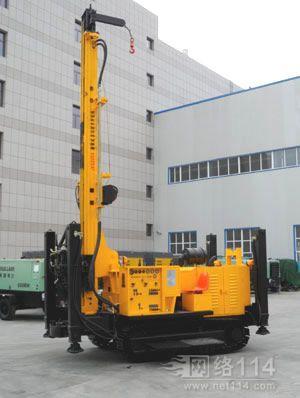 JKS300A型履带式多功能新型高效节能水井